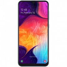 Смартфон Samsung Galaxy A50 SM-A505F/DS 64GB white